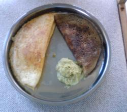 Ragi Dosa